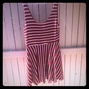 Forever 21 Stripped Sundress